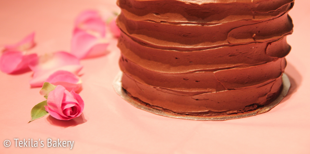 Iloista suklaakakkupäivää! Espresso-suklaakakku