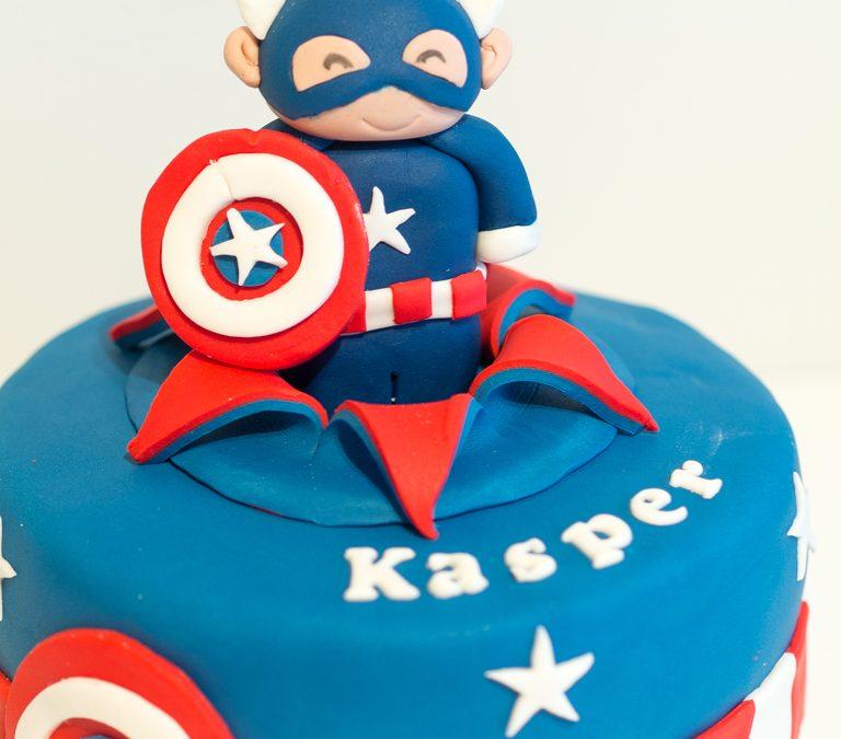 Captain America kakku