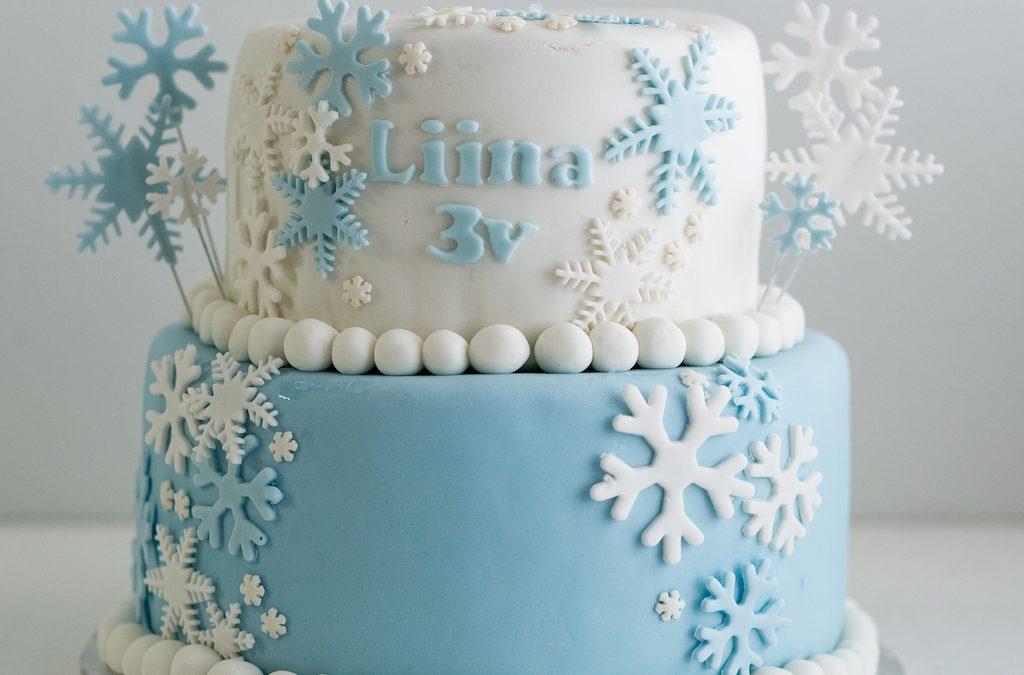 Luminen Frozen kerroskakku