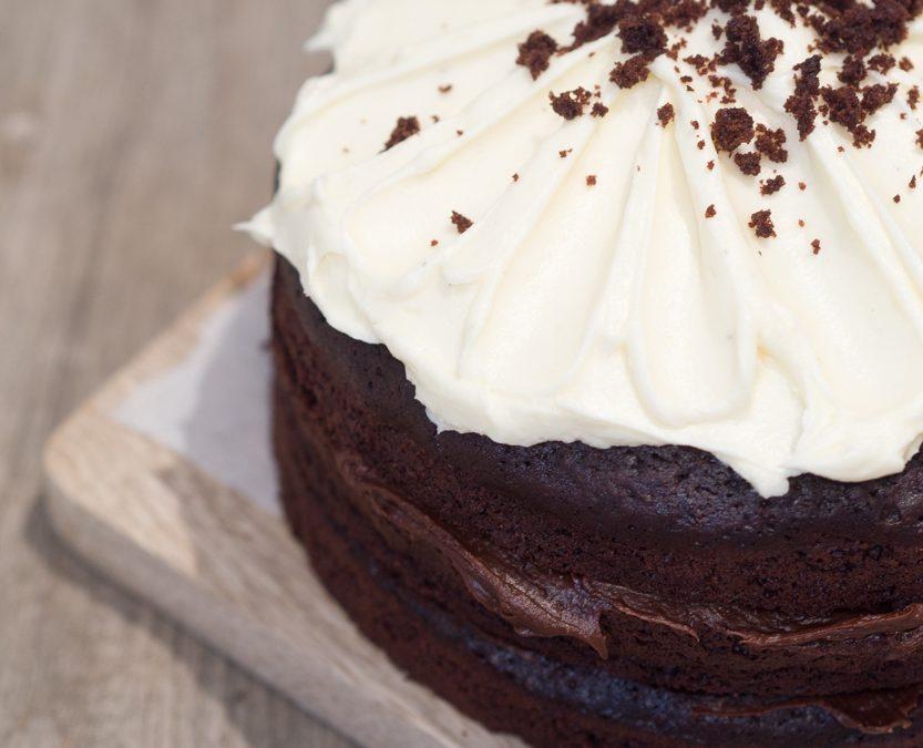 Guinness suklaakakku
