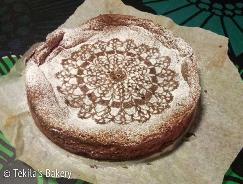 ranskalainen suklaakakku