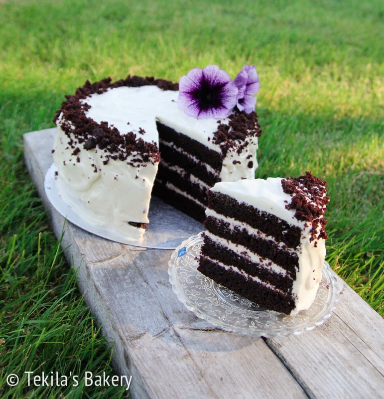 punajuuri red velvet cake-5