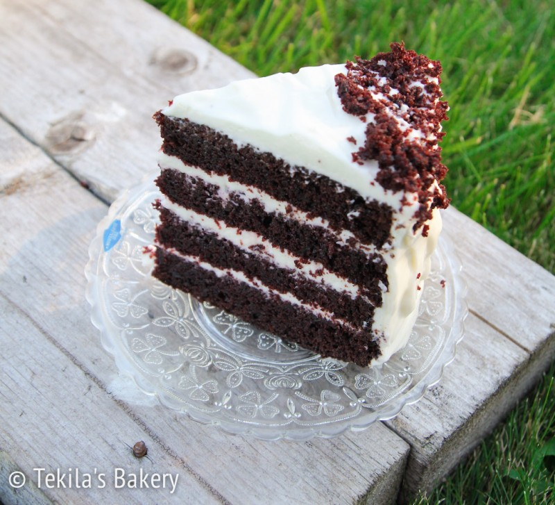 punajuuri red velvet cake-7