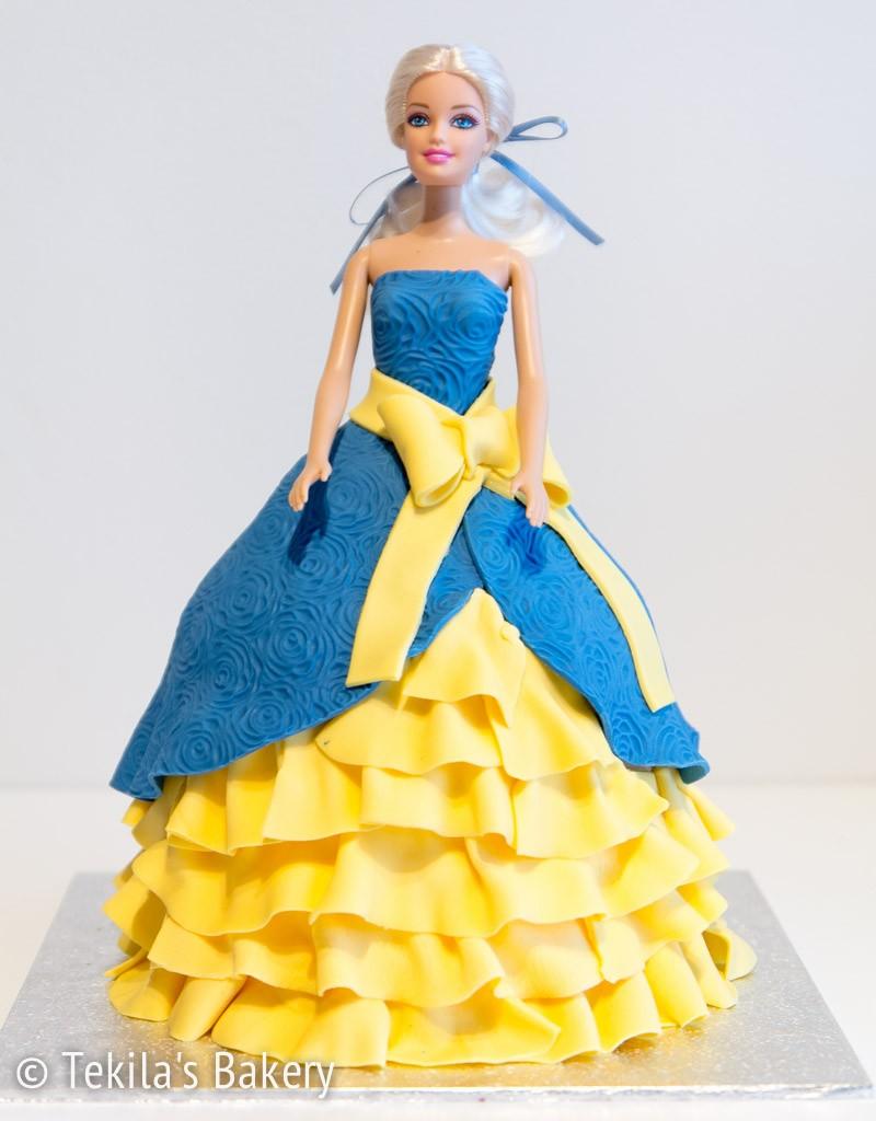 barbie kakku