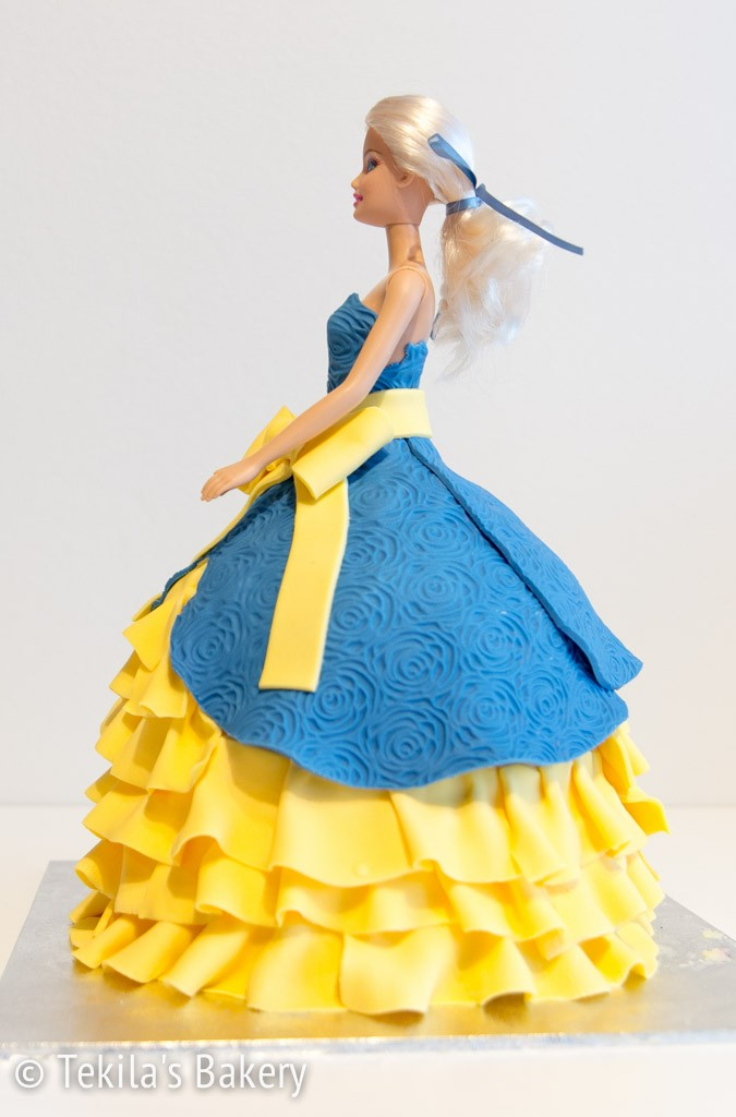 barbie nukke kakku-6
