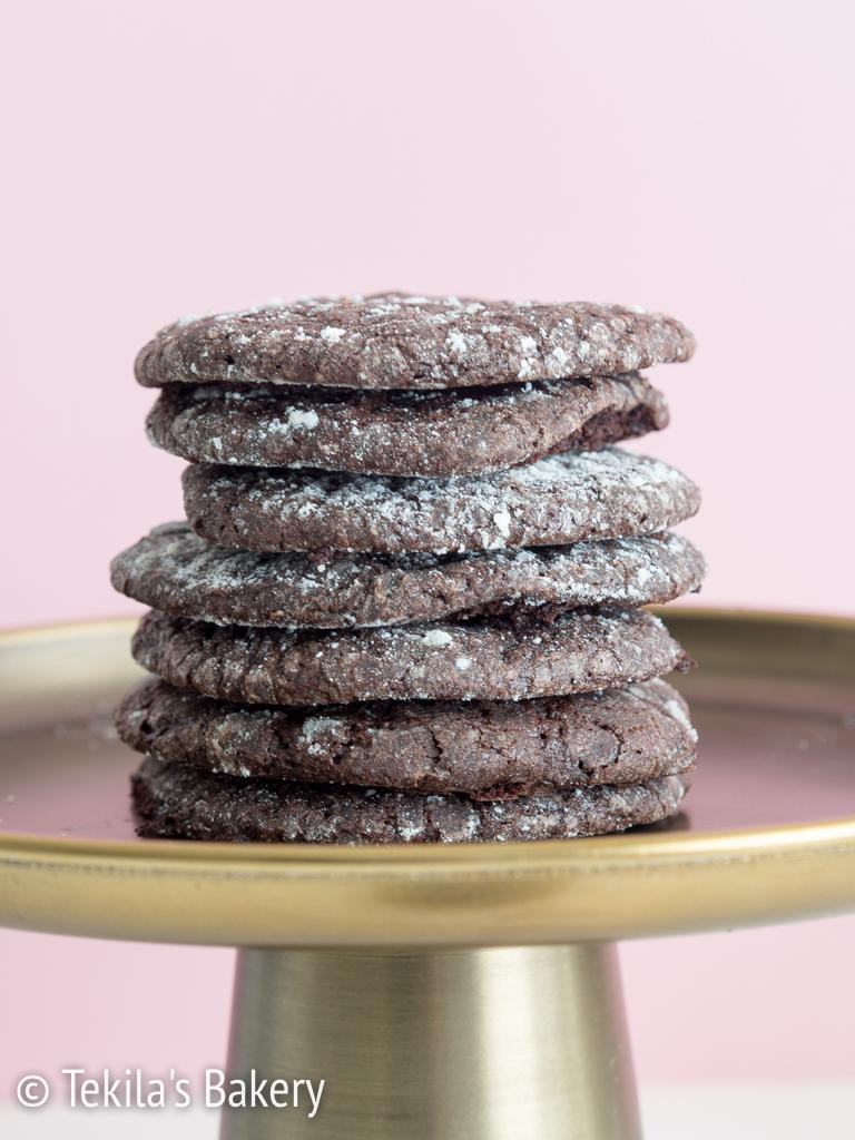 Gluteenittomat suklaakeksit