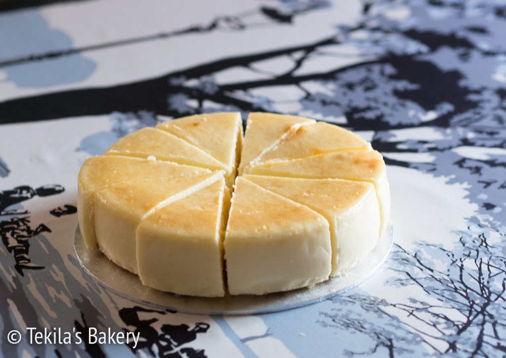 Samettinen New York Cheesecake