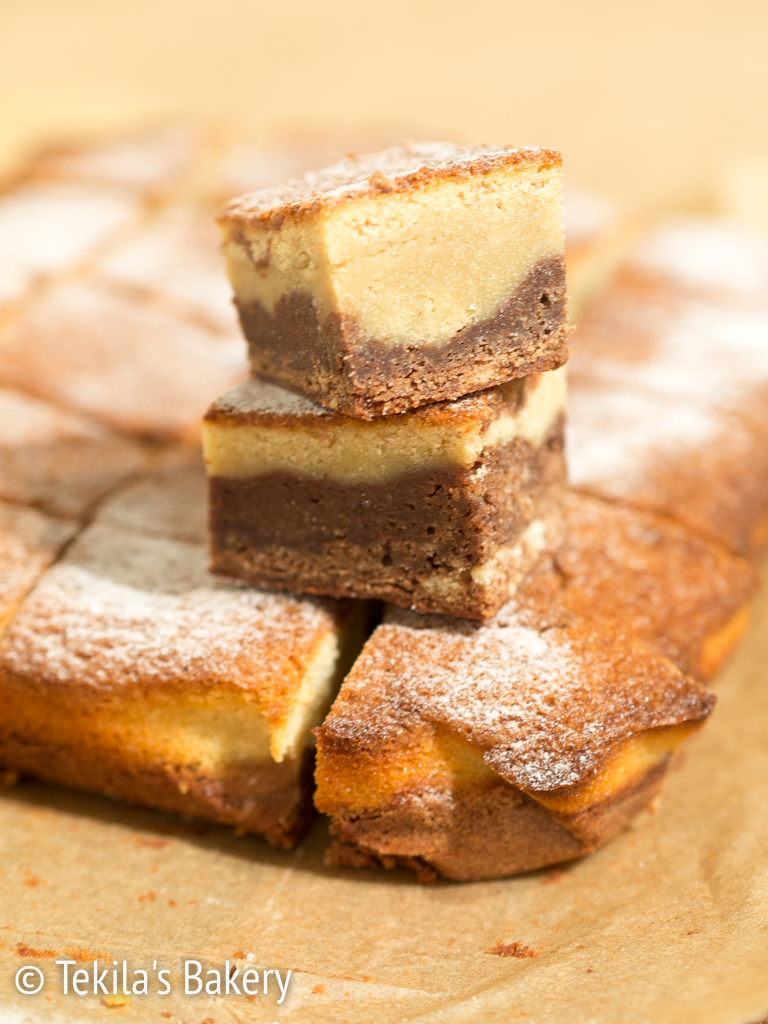 Tahmea tiikeribrownie