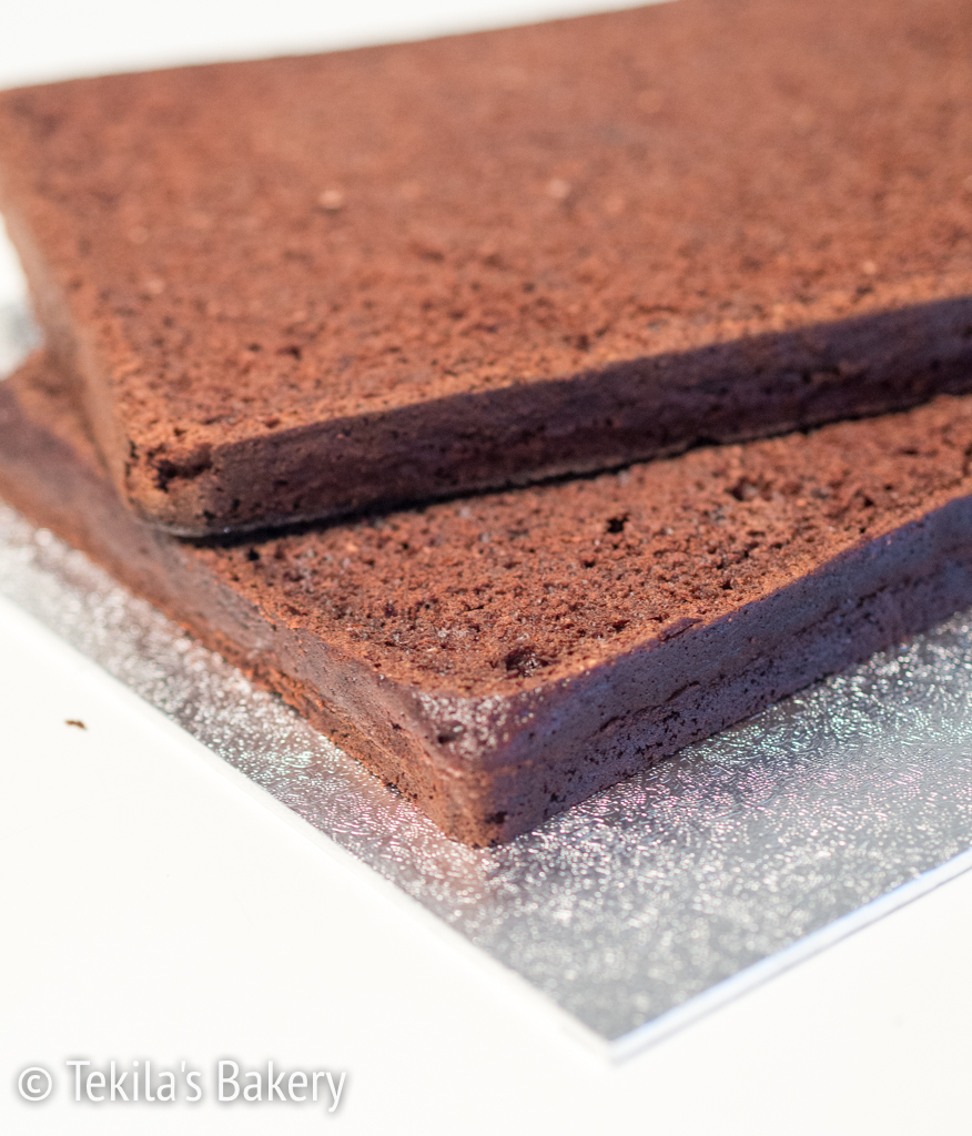 Luottoresepti suklaakakkupohjaan