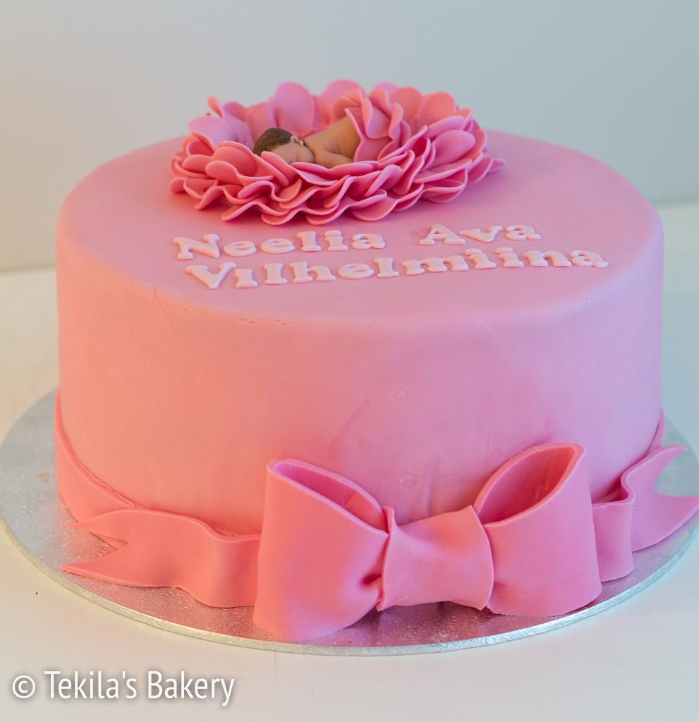 yksinkertainen kakku